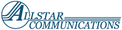 Allstar Communications Sticky Logo