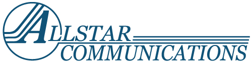 Allstar Communications Retina Logo